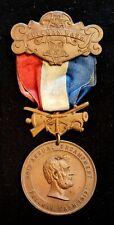 1912 G.A.R. 30th Annual Encampment Badge, Pullman, Wash.