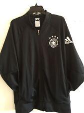 Adidas Germany 2016 Anthem Jacket KN Black White Size XLarge Men's Only
