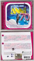 I MIGLIORI ANNI 70 2 CD doppio  Nuovo Sigillato Sealed New