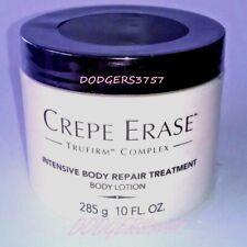 CREPE ERASE INTENSIVE BODY REPAIR TREATMENT 10 OZ JUMBO SEALED! AMAZING!