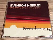 Svenson & Gielen - Beachbreeze - Near Mint CD Single 8-Tracks - FAST UK POST