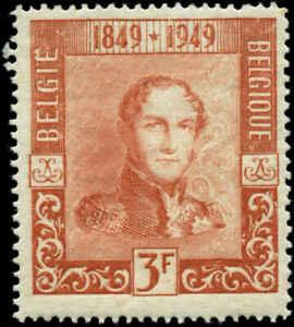 Belgium  Scott #388 Mint Hinged