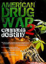American Drug War 2: Cannabis Destiny DVD