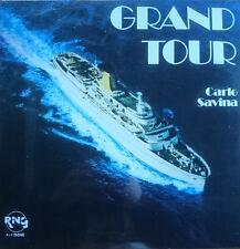 Carlo Savina – Grand Tour LP Sonor Music Editions Italian Jazz Lounge Library