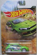 Hot Wheels 2019 Rally Serie Sport Ford Escort WWE Wrestling Esclusivo 1/6