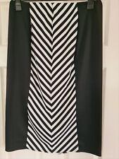 Scarlett & Jo Chevron Tube Skirt Size 20