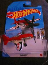 Hot Wheels - 2021 Hw Metro 6/10 Mad Propz 132/250 Air Plane