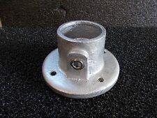 NEW Structural Pipe Fitting Base Flange, Nominal Pipe Size 1 1/2 In 4NXV9 (B5S)