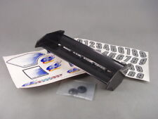 GS Racing The Eagle High Downforce Nylon Wing for 1/8 Buggy/Truggy, Black <New>
