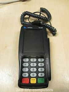 Verifone VX820 Chip and Pin PAD Unit M282 M282-701-C3-EUB-3 - INCL PSU & CABLE