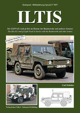 TANKOGRAD 5057 ILTIS THE ILTIS 0,5 T TMIL GL LIGHT TRUCKS IN SERVICE WITH THE BU