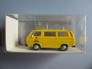Post-VW Funkmeßwagen von Wiking in 1:87 Art.30316