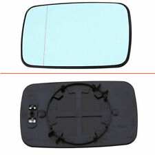 For BMW E46 323i 325i 328i E39 1997-2003 Door Mirror Glass Heated Driver Side