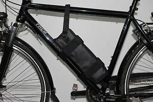 E-bike Langstreckenakku 48V13Ah 18650 Lithium Akku + Ladegerät + Tasche NEU