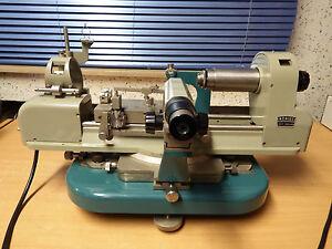 Nonius Y800 Weissenberg Kamera zur Anfertigung von Röntgen Einkristall Aufnahmen