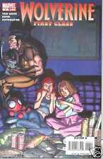 Marvel Comics Wolverine First Class #6 Nm (2008) File Photo