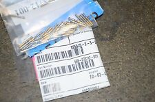 Chromel Type K 20-24 AWG Wire Crimp Contact Socket 52 Count Lot NEW