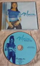 MONICA the boy is mine CD 13 tr 1998 Europe 07822-19011-2 Arista Hip Hop RnB R&B