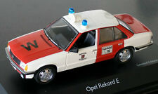 "wonderful  modelcar OPEL REKORD E ""Feuerwehr Wuppertal""-  red/white - 1/43"