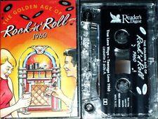 GOLDEN AGE OF ROCK N ROLL 1960 CASSETTE 3 RDC92903 EVERLY PRESLEY ORBISON DION