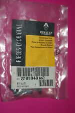 RENAULT MEGANE SCENIC FRONT ARM REST GUIDE PIN (1 OF) 7701048188 GENUINE NEW