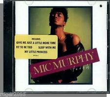 Mic Murphy (of The System) - Touch - New 1991 CD! 13 Songs!