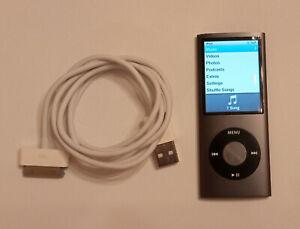 Apple iPod nano 4th Generation Gray (16 GB) A1285