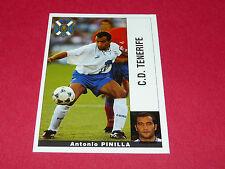 ANTONIO PINILLA C.D. TENERIFE FUTBOL PANINI LIGA 95-96 ESPANA 1995-1996 FOOTBALL
