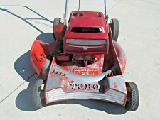 New listing One of kind 1959? Toro Whirlwind 21 Lawn Mower Vintage Antique Lawnmower