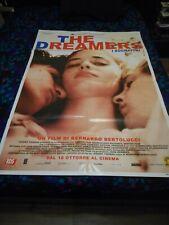 The Dreamers - Original Italian Folded Poster - Eva Green/Bertolucci