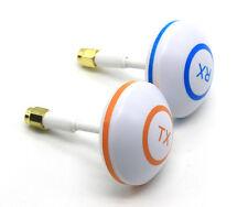 5.8GHz Circular Polarized Mushroom Antenna RP-SMA Tx&Rx SET for FPV Aerial RC