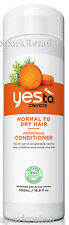 Yes To Carrots Organic Pampering CONDITIONER For Normal To Dry Hair 500ml