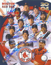 BOSTON RED SOX 2004 TEAM SIGNED Autographed Reprint 8x10 Photo #1