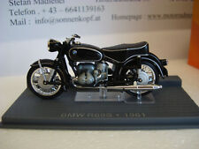 BMW R 69 S  schwarz 1961  Topmodell  1:24