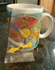 Brand New Coffee Break Game Mug with Spinner - It's time to take a coffee break
