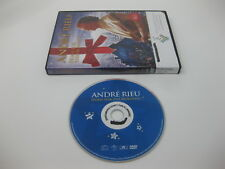 Andre Rieu: Home for the Holidays (DVD, 2012) WS Maastricht Netherlands