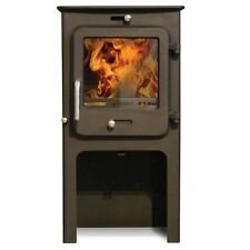 Ekol Clarity 5 High KW Multi-fuel Stove Defra Approved