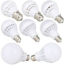LED E27 Energy Saving Bulb Light 3W 5W 7W 9W 12W 15W 20W Globe Lamp 110V