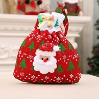 Christmas Toy Bag Kids Gift Bag Candy Bags Christmas Decor Home Party Supplies G