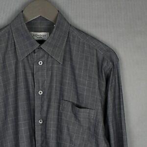YSL Yves Saint Laurent Longsleeve Shirt Size L
