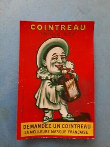 Poster stamp Cointreau Triple Sec
