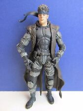 "metal gear solid mgs SNAKE action figure mcfarlane toys 7"" 1999 KONAMI T01"