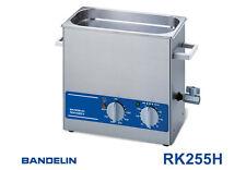 BANDELIN sonorex Super RK 255 H avec chauffage Nettoyeur à ultrasons 5,5 litre