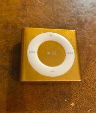 Apple iPod shuffle 4th Generation GOLD (2 GB)