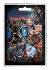 IRON MAIDEN plettro Set Book of Souls Fear of the Dark Plectrum Guitar Picks