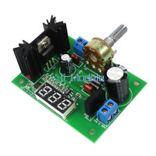 LM317 AC/DC Adjustable Voltage Regulator Step-down Power Supply LED Display Modu