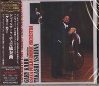 GARY KARR-DVORAK: CELLO CONCERTO-JAPAN CD C68