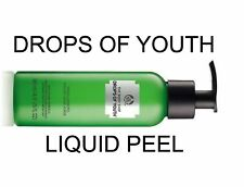 The Body Shop Drops Of Youth Liquid Peel 5ml SAMPLE   BRAND NEW