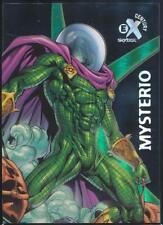 2017 Fleer Ultra Spider-Man E-X Century Trading Card #EX6 Mysterio