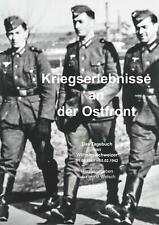 Kriegserlebnisse an der Ostfront | Horst Welsch | Taschenbuch | Paperback | 2019